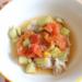 【夏に食べるさっぱりおかず】ぽん酢トマトのタレで冷しゃぶ